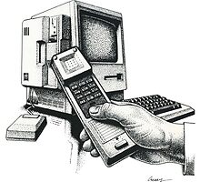 ComputerPhone...YES! by Mike Cressy