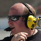 Crew Chief's Focus by Bill Gamblin