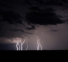 Storms Of Central West Queensland by Deon Mackay