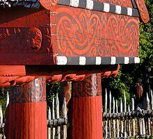 Te Parapara - Hamilton City Gardens New Zealand Series by Kay M Gregan