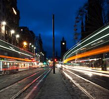 Dawn in Auld Reekie by Bilko67