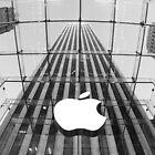 The Big Apple's Apple by NickSpiros