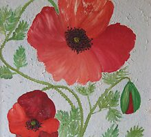 Norfolk Poppies by Dot2011