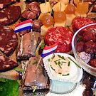 Yeuch Dutch New herring... by patjila