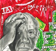 pICASSO  by Jerome K-i