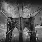 Brooklyn Bridge by Andrew Nelson