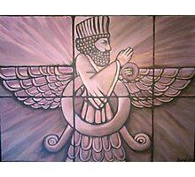 Ahura Mazda Photographic Print