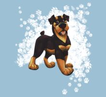 Rottweiler by Fable
