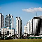 """Morning in a beautiful city - Bonifacio Global City"" by Michael  Habal"