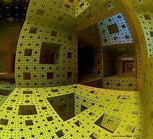 Perception by Sandra Bauser Digital Art