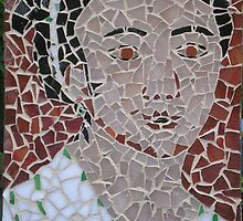 Glass Pompei Lady by Missygeecougar