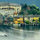 Lago di Orta by neil harrison