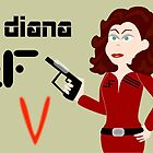 Bad Girls - Diana V by Sonia Pascual