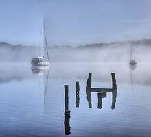 The Old Jetty On Windermere by VoluntaryRanger