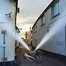Diamond Street Crustaceans - Barnstaple, Devon. by Simon Groves