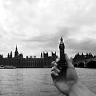 Big Ben by Tom Bosley