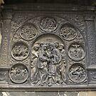 Religious Plaque by Lee d'Entremont