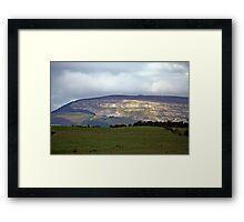 Irish Countryside scene Framed Print