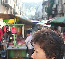 Klang market anuntie  by eddiebotha