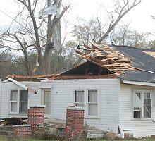 Tornado damage V by zpawpaw