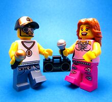 Rapper & PopStar by HRLambert