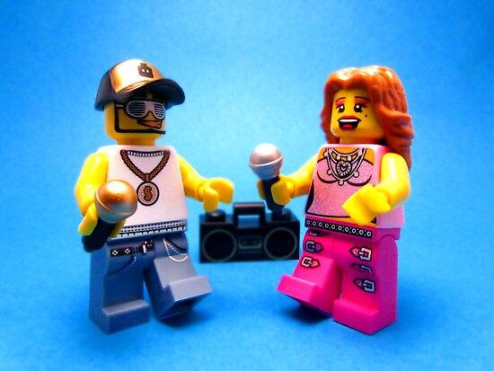 Rapper & PopStar by HRLambert