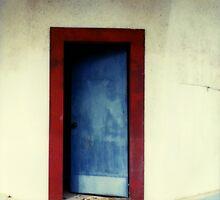 Blue Door by klindsey
