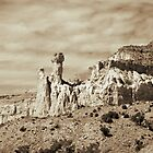 Ghost Ranch #1 by klindsey