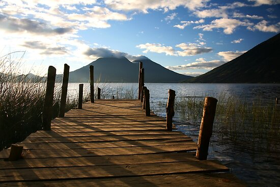 Lake Atitlan by Paul McSherry