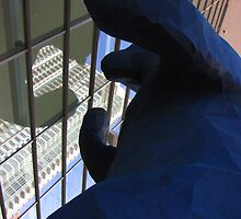 I See A Big Blue Bear - First In Series by tscp