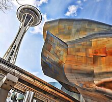 Seattle's CRazY Creations by Emilie Trammell
