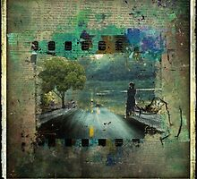 I am gone, I never be back again by Teona Mchedlishvili