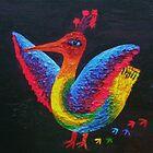 The Rainbow Bird by Matthew Rogers