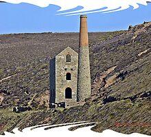 """ Cornish Mines"" by mrcoradour"