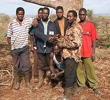 Men in agreement by eddiebotha