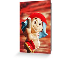 'I'm On Fire!' Greeting Card