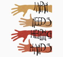 Japan needs helping hands by red addiction