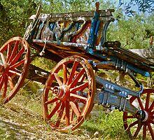 A rack  vintage vagon  from Zakintos . My love Greece. by Brown Sugar . F*  .  Views (322) . Favs (3) . Thaks !!! by © Andrzej Goszcz,M.D. Ph.D