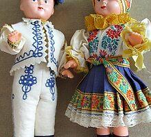 Dolls by Ana Belaj