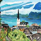 Hallstatt,  Austria by Teresa Dominici