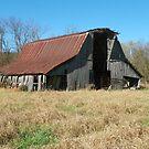 Old Harris Barn, Built 1917 by David  Hughes