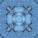 Blue Sky Tree QM4 by Hugh Fathers