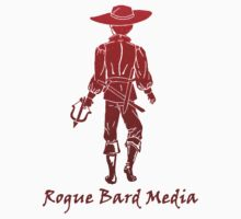 Rogue Bard Media logo by Krystal Frazee