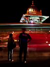A busy night in Mysore by Dinni H