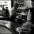 Old dear taste of italian coffee... by Mauro Scacco