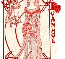 Ivanhoe by redqueenself