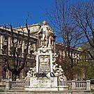 Mozart Memorial - Monument by Lee d'Entremont