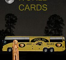 World Cards by Eric Kempson