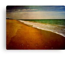 Florida Seascape Canvas Print