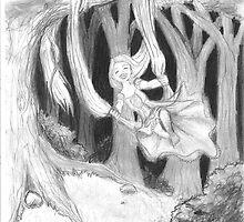 Rapunzel by Krystal Frazee